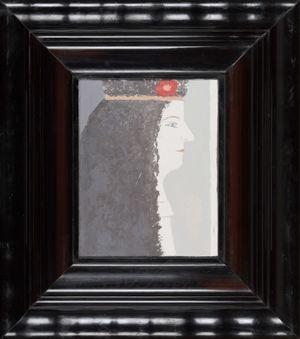 Portret (Portrait) by Sorin Câmpan contemporary artwork