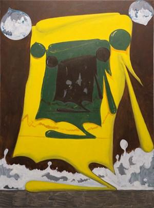 Night Wave by Tang Maohong contemporary artwork
