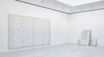 Contemporary art exhibition, Group Exhibition, Blanc sur Blanc at Gagosian, Paris
