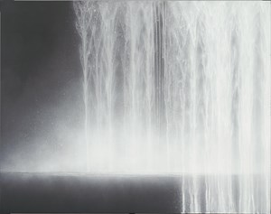 Waterfall by Hiroshi Senju contemporary artwork
