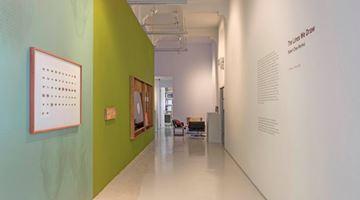 Contemporary art exhibition, Robert Zhao Renhui, The Lines We Draw at ShanghART, Singapore