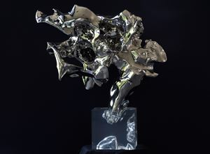 Artificial Rocks ED.2/4 by Zhan Wang contemporary artwork