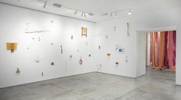 Contemporary art exhibition, Cecilia Vicuña, La India Contaminada at Lehmann Maupin, 536 West 22nd Street, New York