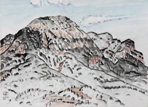 Northern Mountain IV by Lin Chuan-Chu contemporary artwork