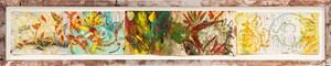 Ragamala 11 by Judy Pfaff contemporary artwork