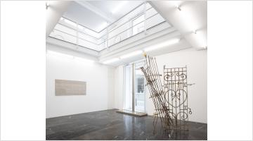 Contemporary art exhibition, Group Exhibition, On the Ground at Luis Adelantado Valencia