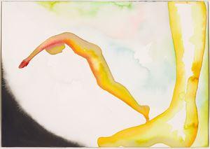 Friends by Francesco Clemente contemporary artwork