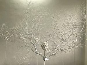 Our Forest by Hélène Le Chatelier contemporary artwork