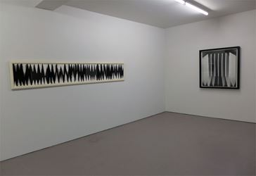 Exhibition view: Photographs and photograms, Hamish McKay Gallery (16 June–7 July 2018). Courtesy Hamish McKay Gallery.