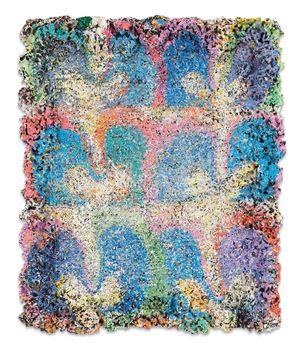 DeepDrippings (Lovejouvian Version Version) by Phillip Allen contemporary artwork