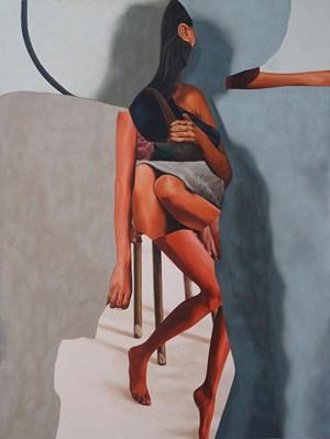 Pose by Wedhar Riyadi contemporary artwork