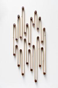 Rio Léthê # 13 by Artur Lescher contemporary artwork sculpture