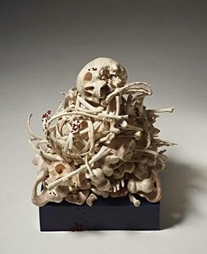 Ossobello by Bertozzi & Casoni contemporary artwork