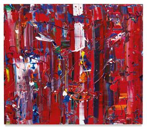 Red Rocket by Michael Reafsnyder contemporary artwork