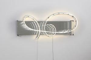 Youtube 14.02.2005 by Brigitte Kowanz contemporary artwork
