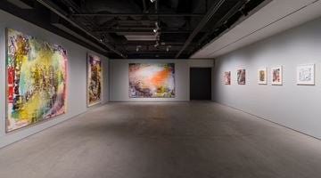 Contemporary art exhibition, Jackie Saccoccio, Knife Edge at The Club, Tokyo