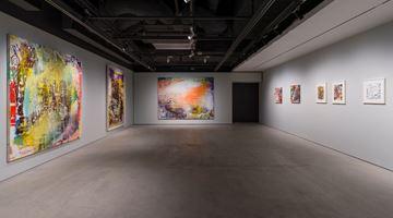 Contemporary art exhibition, Jackie Saccoccio, Knife Edge at The Club, Tokyo