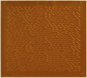 TR III by Anni Albers contemporary artwork