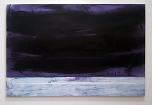 Ice Ledge by Gretchen Albrecht contemporary artwork