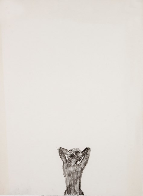 Herd II by Misheck Masamvu contemporary artwork