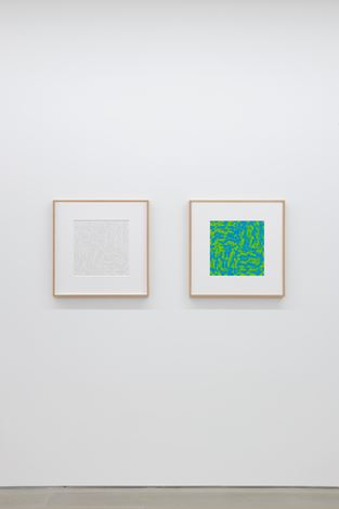 Exhibition view: Gabriel de la Mora, TNTR AA, Perrotin, New York (2 March–13 April 2019). © Courtesy the artist & Perrotin. Photo: Guillaume Ziccarelli.