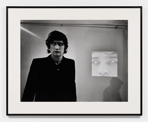 Giuseppe Penone. Rovesciare  i propri occhi by Claudio Abate contemporary artwork