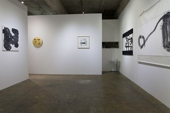 "Exhibition view: Group Exhibition, The World of Contemporary Calligraphic Art 2 – ""Symbols and the Times"", Yumiko Chiba Associates, Tokyo (8 February–7 March 2020). Courtesy Yumiko Chiba Associates."