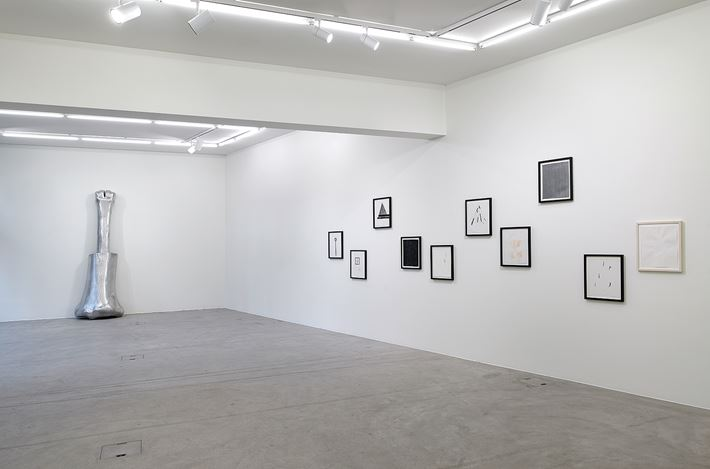 Exhibition view: Not Vital, Che fasch ?, Galerie Urs Meile, Lucerne (12 September–2 November 2019). Courtesy Galerie Urs Meile.