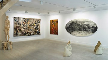 Contemporary art exhibition, Group exhibition, the approach at Gazelli Art House, London