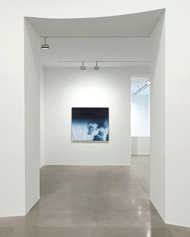 Exhibition view: Y.Z. Kami,Night Paintings, Gagosian, Rome (18 January–21 March 2020). Artwork © Y.Z. Kami. Courtesy Gagosian.
