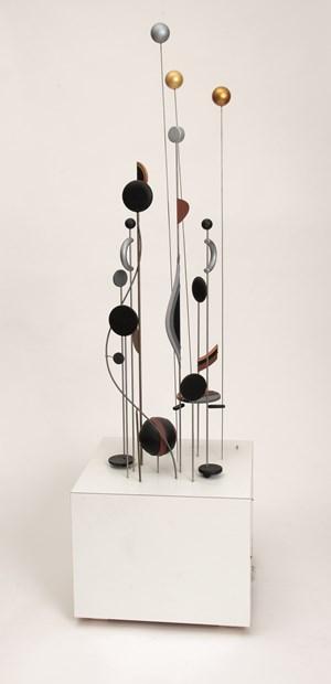 Kinetic object  KK-07 by Abraham Palatnik contemporary artwork