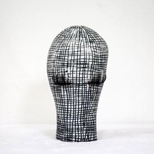 Headcase 80 by Julia Morison contemporary artwork