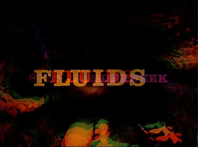 Fluids (Film Still) by Stan VanDerBeek contemporary artwork
