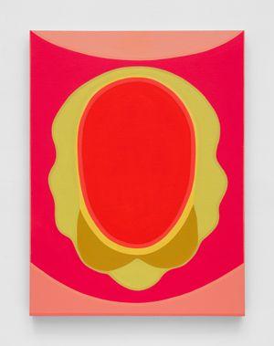 Scarlet Gilia by Lily Stockman contemporary artwork