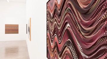 Contemporary art exhibition, Abraham Palatnik, Ver, Mover at Galeria Nara Roesler, São Paulo