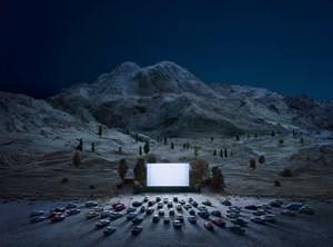 The luminous Screen by Thomas Wrede contemporary artwork