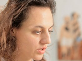 Tala Madani: I Really Laugh When I Paint
