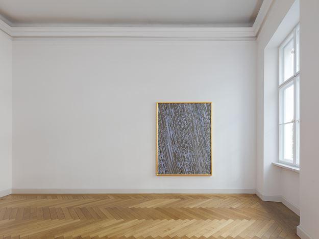 Exhibition view:Elisabeth Frieberg,White Black Death Gold, KEWENIG, Berlin (8 February–4 April 2020). © Elisabeth Frieberg.Courtesy KEWENIG, Berlin. Photo: Lepkowski Studios, Berlin.