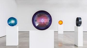 Contemporary art exhibition, Fred Eversley, Chromospheres at David Kordansky Gallery, Los Angeles