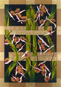 Omnium Gatherum 61 by Julia Morison contemporary artwork painting