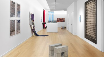 Contemporary art exhibition, Group Exhibition, Metropolis at Simon Lee Gallery, New York