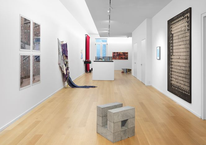 Exhibition view: Group exhibition,Metropolis, Simon Lee Gallery, New York (28 June–11 August 2017). Courtesy Simon Lee Gallery, New York.