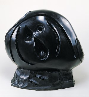 Tête by Joan Miró contemporary artwork