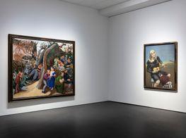 "Group Exhibition<br><em>L'Invitation au voyage</em><br><span class=""oc-gallery"">Esther Schipper</span>"