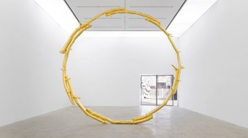 Contemporary art exhibition, Ugo Rondinone, earthing at Kukje Gallery, Seoul
