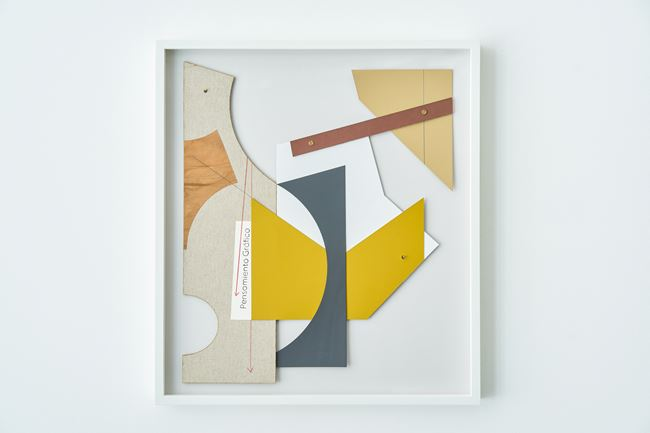 The waste of my time, Composition #18 by Mateo López contemporary artwork