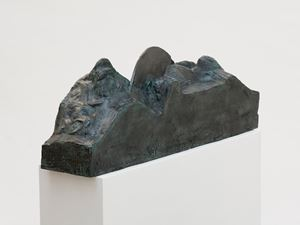 Rainbow with Mountain by João Maria Gusmão + Pedro Paiva contemporary artwork