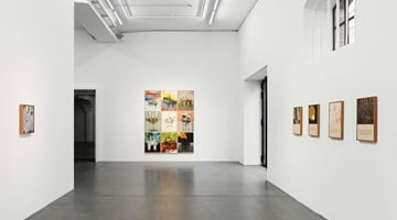 Contemporary art exhibition, Keith Tyson, BIG DATA (PAINTINGS 2012–2018) at Hauser & Wirth, Zurich