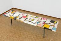 DISKO by Gelatin contemporary artwork sculpture, mixed media