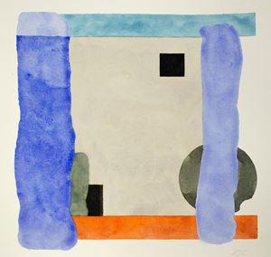 Valeria by Denys Watkins contemporary artwork